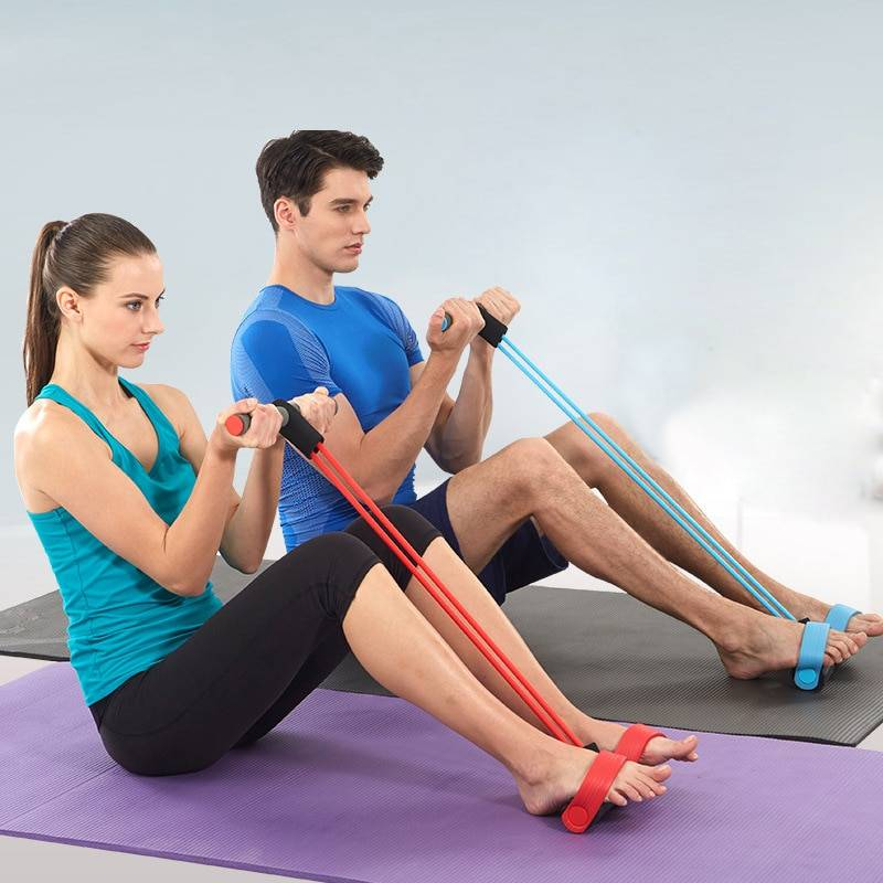 Pedal Trainer for Home Workout