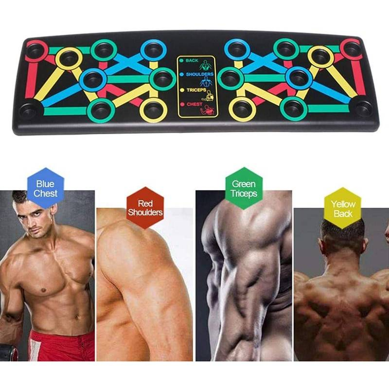 11 in 1 Multifunctional Push-Up Stand